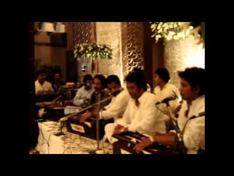 BJS Qawwali various live permances