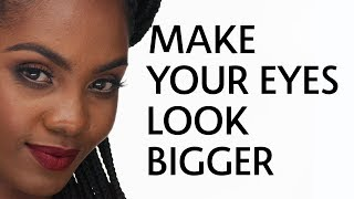 Make Your Eyes Look Bigger Makeup Tutorial | Sephora