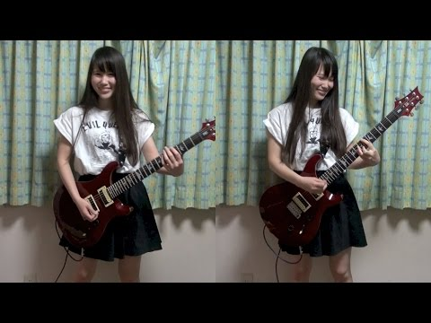 fripSide『only my railgun』のギターを弾いてみた!ゆきこ!オンリーマイレールガン