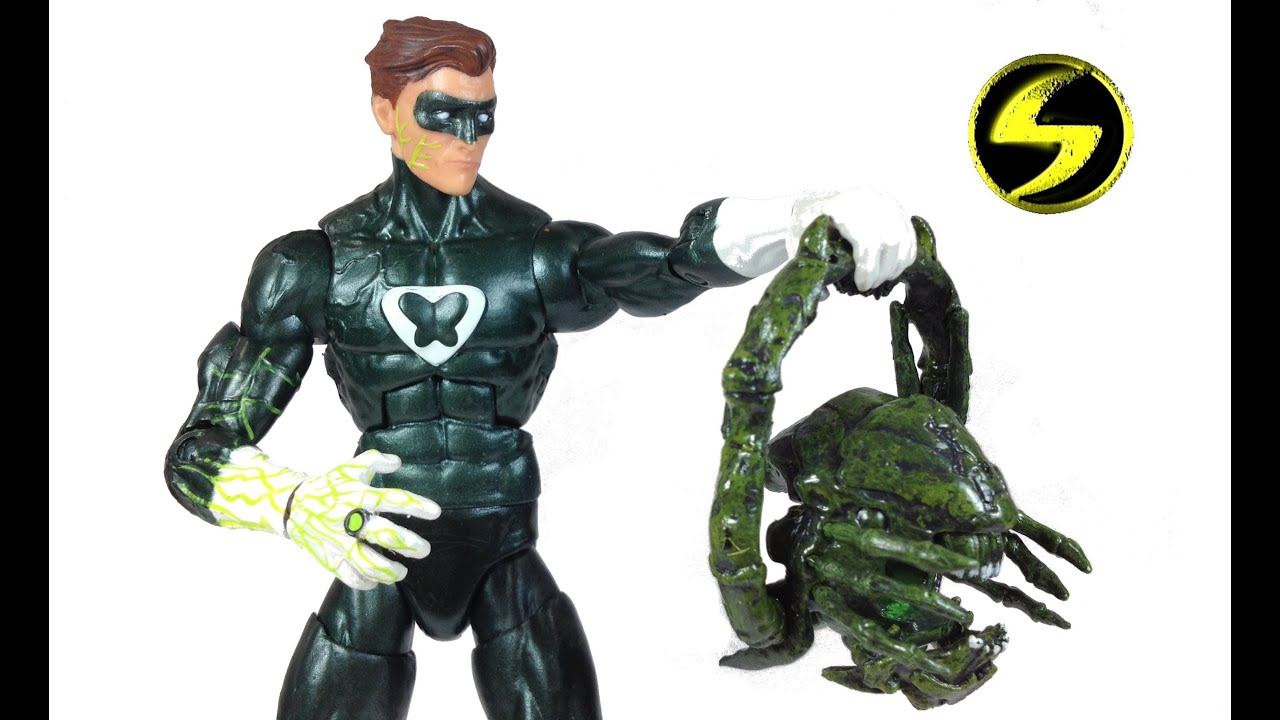 Power Ring Action Figure DC Collectibles Comics Super-Villains