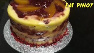 SUMMER FRUITS OF THE FOREST CAKE