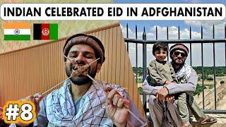 I CELEBRATED EID IN MAZAR-e-SHARIF, AFGHANISTAN
