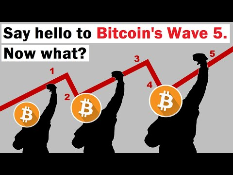 Bitcoin's Wave 5 Hits Our Upside Target... Now What?