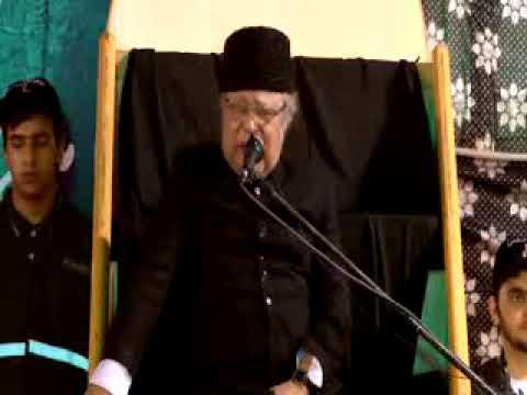 01 Majlis 01 Muharram 1438   2016 Allama Talib Jauhary