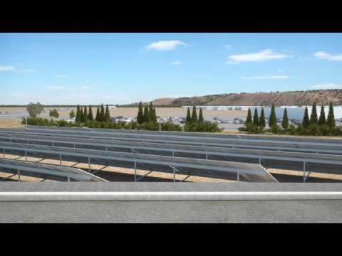 Republic Solar Highways - US-101 at East Dunne Avenue - Santa Clara County, CA
