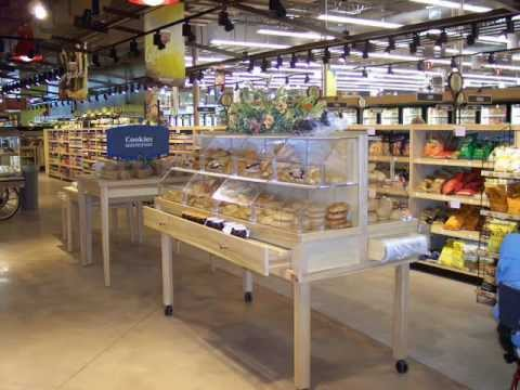 Bakery Display Fixtures- Innovative Display Solutions