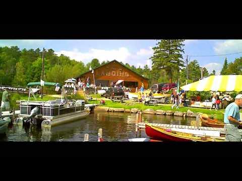 Lake Vermilion Antique Boat Show pt 2