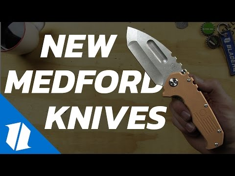 New Medford Knives Only At Blade HQ | The Knife Table Ep. 3
