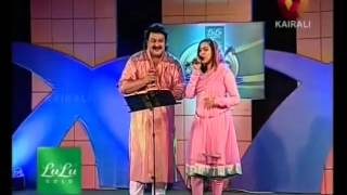 Sajila Salim & Her Father Singing together