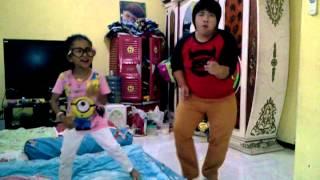 Tommy kaganangan with shafa goyang bang jali