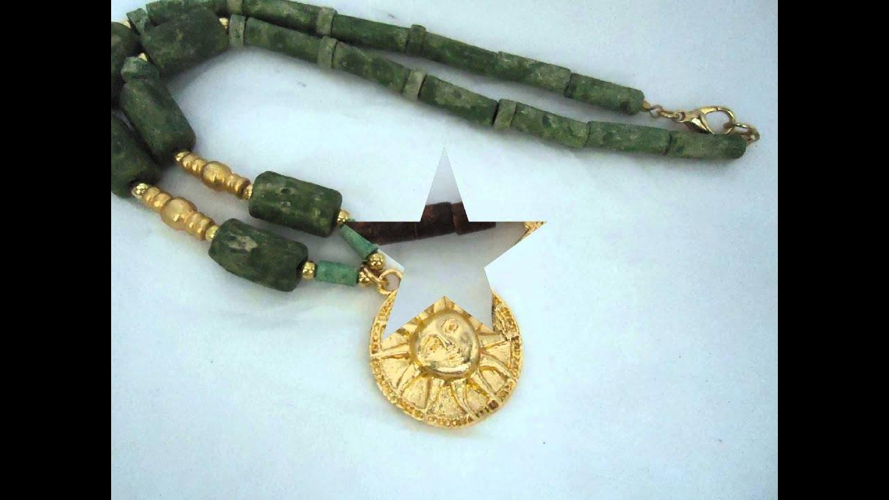 47e7e713096b Bisutería Precolombina - Unusual Costume Jewelry by Habibi Diana Maria  Fernandez