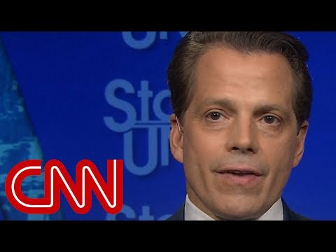 Scaramucci to Trump: No need for war with media