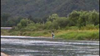 Fukui Prefecture / September 18 , 2008 苔喰組紀行 福井県・九頭竜川...