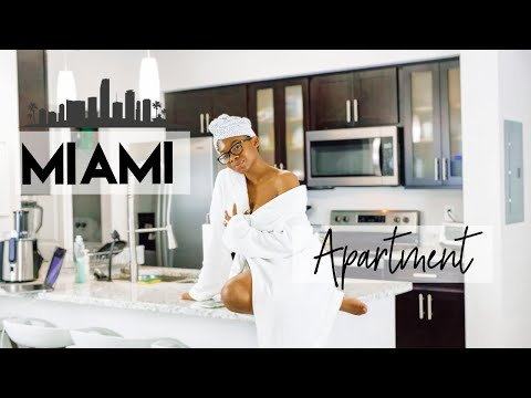 Miami 2 Bedroom Apartment Tour 2020