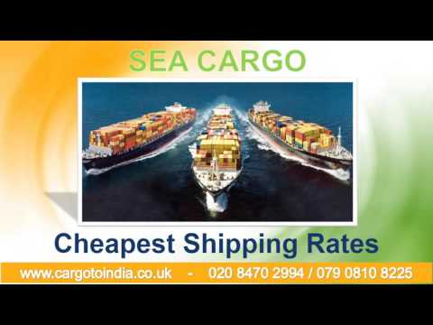 Top of the line Cargo shipping services from East Ham to India