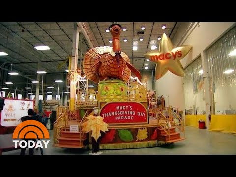 Macy's Thanksgiving Day Parade: Wind Gusts Could Pose Risk | TODAY