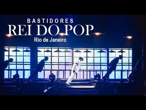 Bastidores do Tributo (Michael Jackson) - Rio de Janeiro 19/01/19