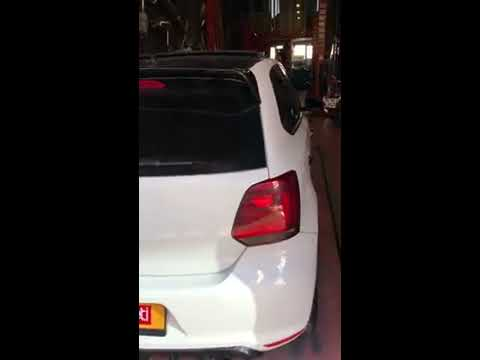 VW POLO 1.6 DİZEL R400 DÖNÜŞÜM