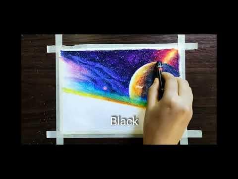 Universe drawing