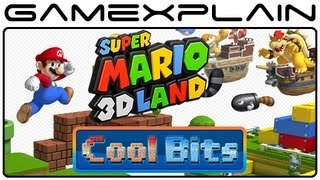 Cool Bits - Super Mario 3D Land's Creepy Ghost Secret