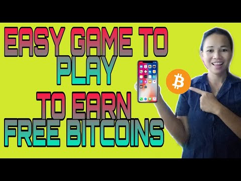 Easy Game To Play To Get Free Bitcoins