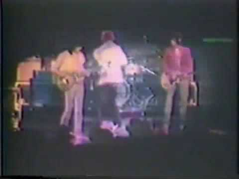 Rolling Stones Beast of Burden 1978 Fort Worth Small Audience (Under 3000)