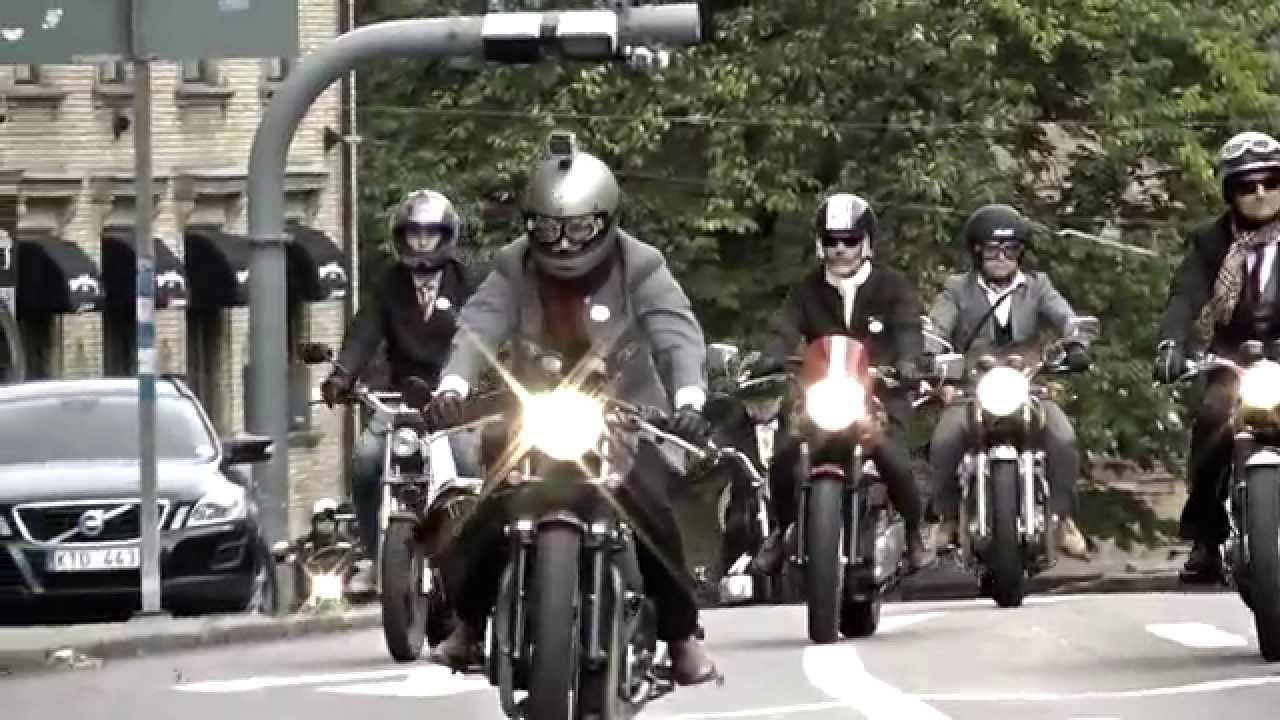 The Distinguished Gentlemans Ride Gothenburg 2014