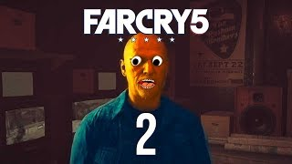 Joey เล่น FARCRY 5 - Story #2
