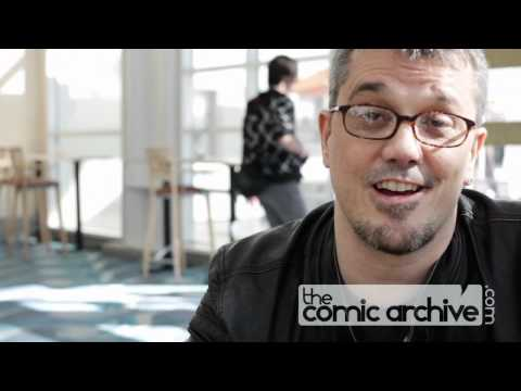 Interview with Comics Writer Steve Niles
