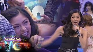 GGV: Kim Chiu dives in fear upon seeing a 'ghost bride'