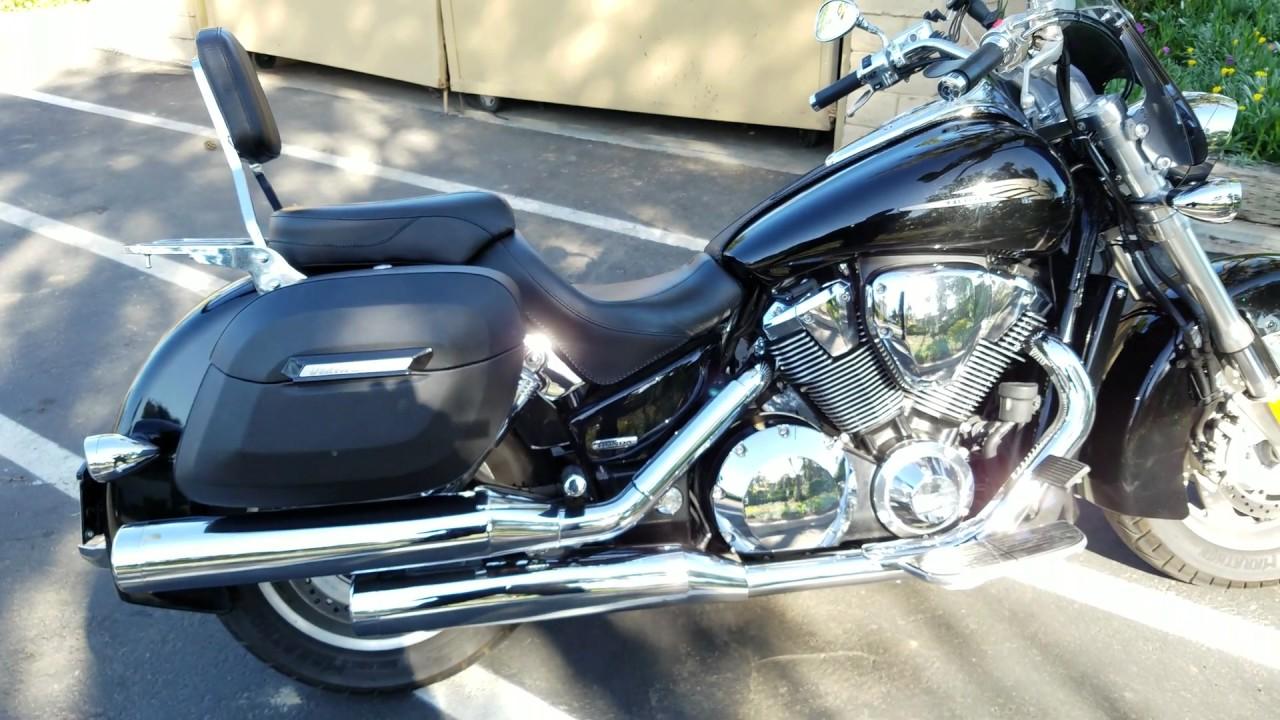 Honda VTX Motorcycle Luggage Video Gallery - Viking Bags