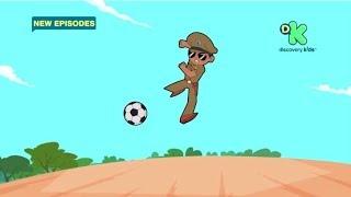 Peu Singham – de Nouveaux Épisodes à partir du 12 Mai! Enfants De Dessin Animé @ Discovery Kids