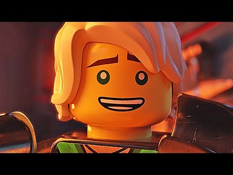 The LEGO Ninjago Movie At San Diego Comic-Con | Official Trailer (2017)