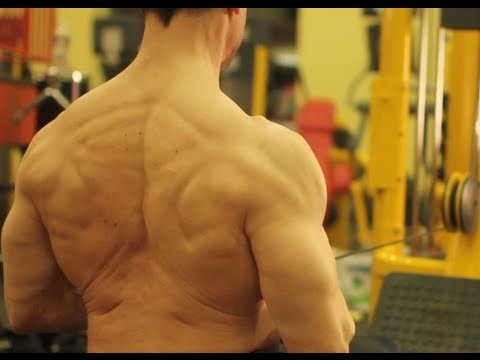 Best Trick for a Big Back and Wide Lats