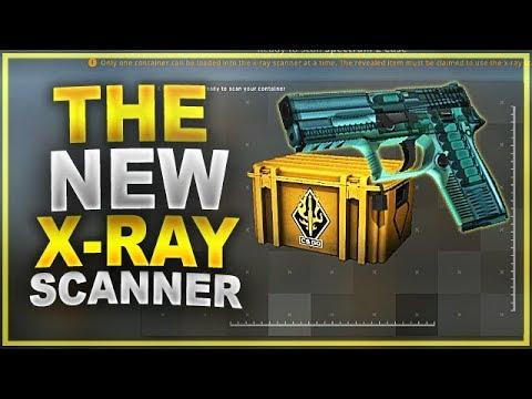 CS:GO's X-Ray Scanner Update For France Explained!