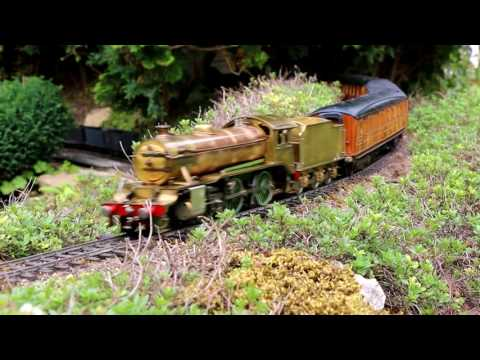 O gauge Live Steam Crewchester May 2017