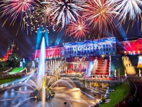 2013. BACKSTAGE. Праздник фонтанов 2012 - «Ода Отечеству».