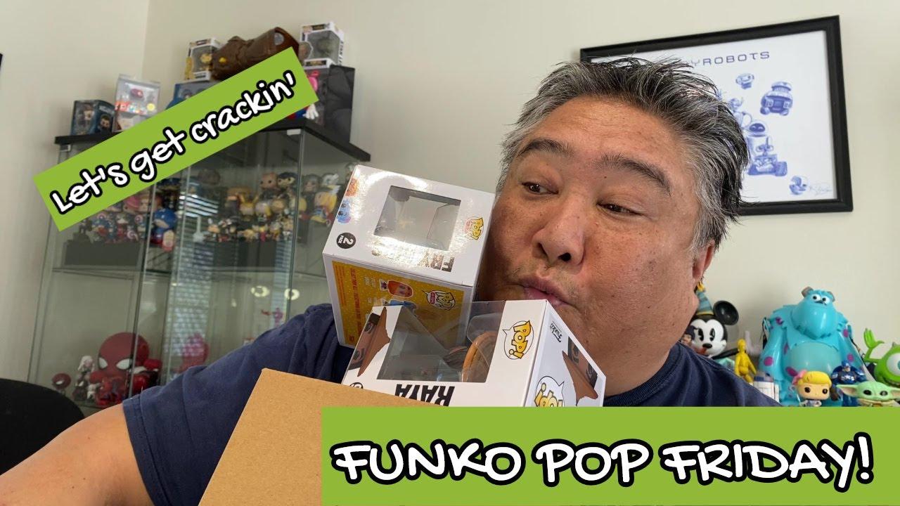 FUNKO POP FRIDAY! || Let's get crackin'