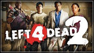 [DANISH] Left 4 Dead 2 | Med Hanzen og Juuuulian