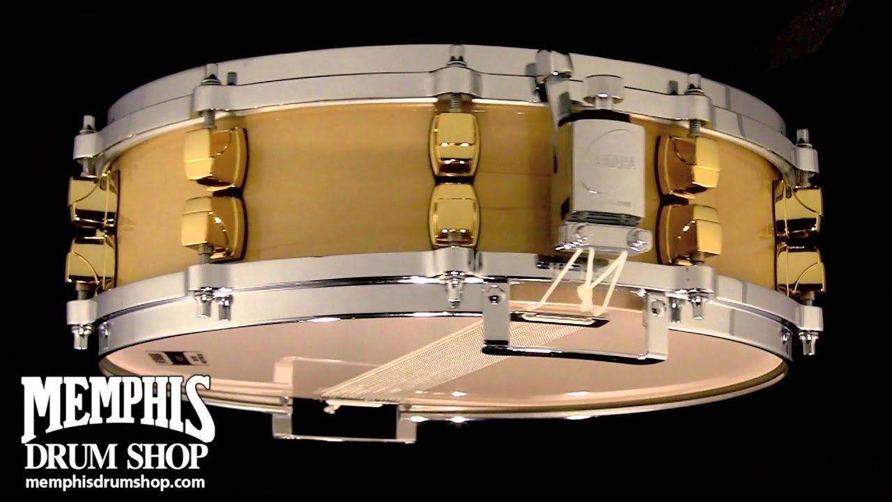 Yamaha Maple Custom Snare X
