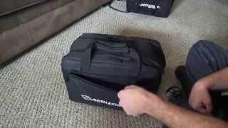 What's in my Accu-Case F4 Par Bags?