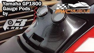 P3 Labs - Gauge Pod for the Yamaha GP1800
