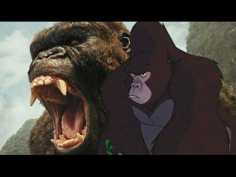 Disney's Kong: Skull Island Crossover Trailer