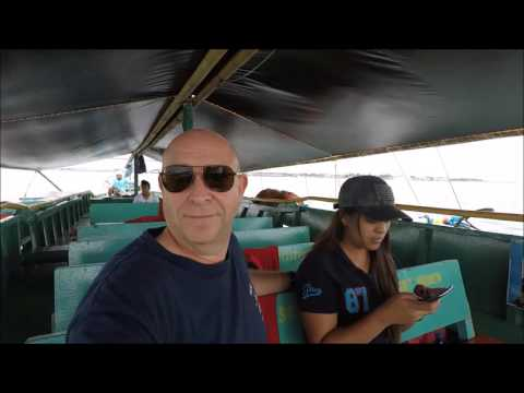 Pump Boat From Iloilo to Guimaras Island