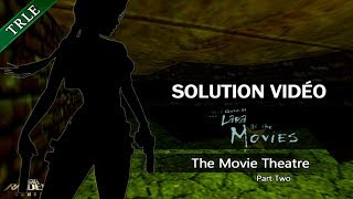 [TRLE] Lara At The Movies (2004) - #05 - The Movie Theatre (2/7)