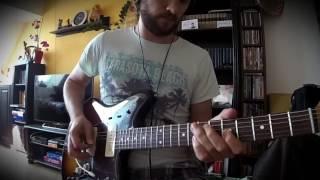 "Mudhoney - ""Blinding Sun"" - Leadguitar of Steve Turner (Original)"