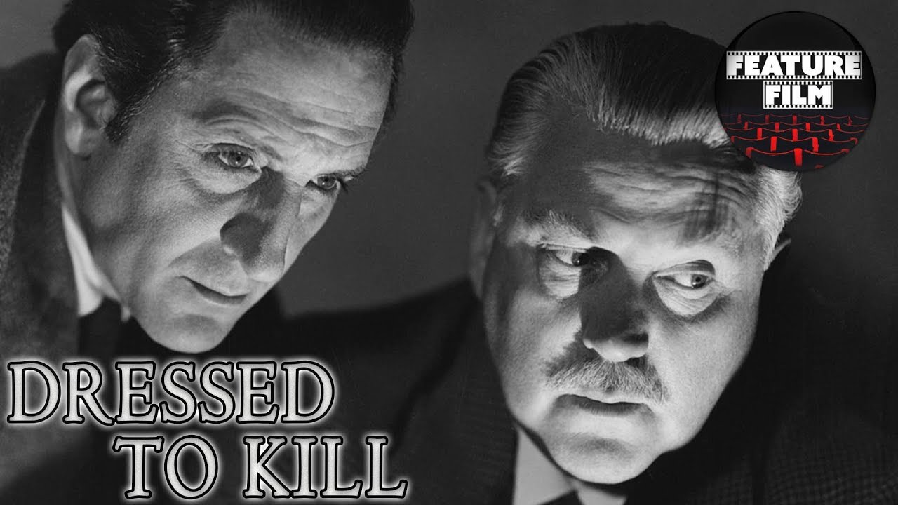 Download SHERLOCK HOLMES movies | DRESSED TO KILL (1946) | the best classic movies | free movies online