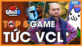 Top 5 Game Ức Chế Nhất Thế Giới - Chơi Là Đập Máy | meGAME