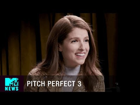 Anna Kendrick Of 'Pitch Perfect 3' Stans 'Stranger Things'   MTV News