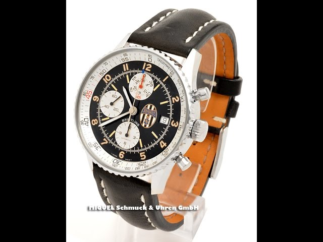 Breitling Old Navitimer Juventus Limited Edition  Ref. A13019  (7779)